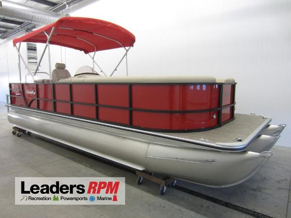 Bentley Pontoons 243 Cruise SE RE Tritoon