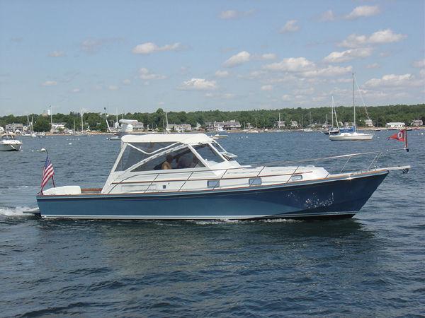 Little Harbor WhisperJet 38 SCALLYWAG