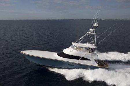 Viking 80 Convertible: No Sacrifices - boats com