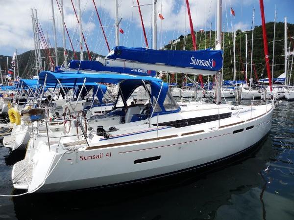 Jeanneau Sun Odyssey 409 Profile