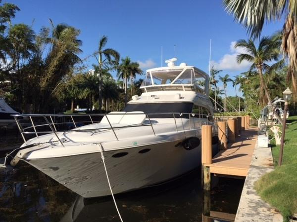 Sea Ray 480 Sedan Bridge Fully Maintained