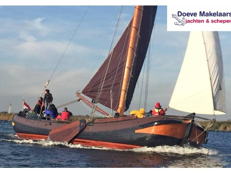 Sailing Tjalk 17.80