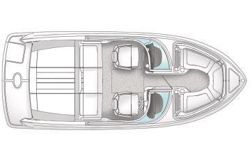 Optional deck plan.