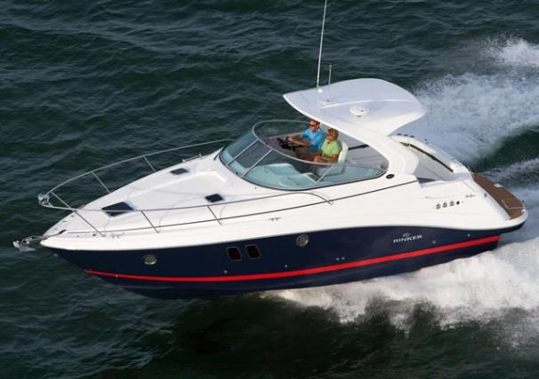 Rinker 340 Express Cruiser Manufacturer Provided Image: Manufacturer Provided Image