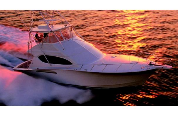 Hatteras 54 Convertible Manufacturer Provided Image