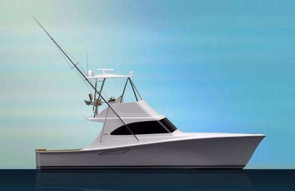 Viking 37 Billfish Profile