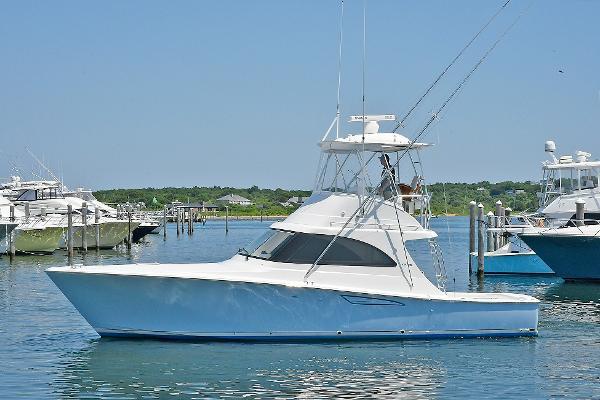 Viking 38 Billfish Port Side