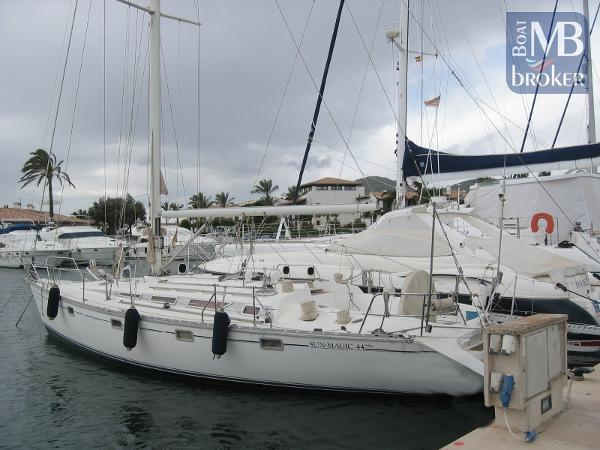 Jeanneau Sun Magic 44 IMG_0503