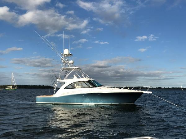 Hatteras 45 EX - IN STOCK