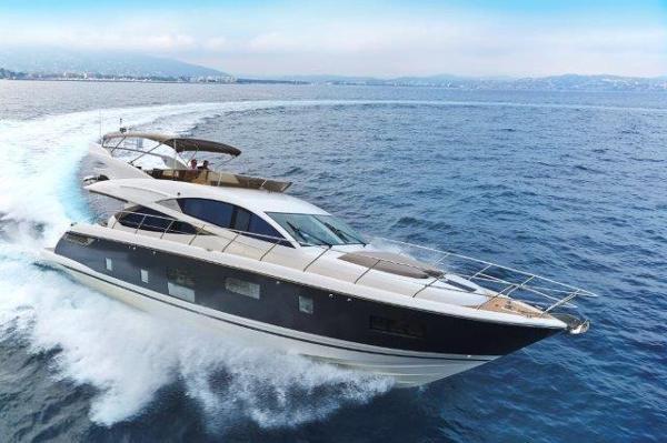Pearl Motor Yachts Running Profile