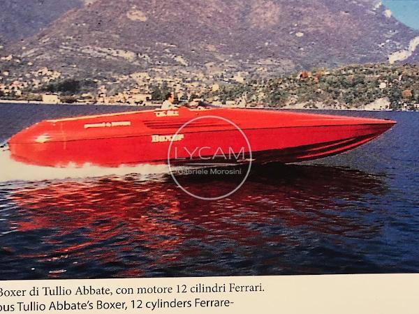 Tullio Abbate Ferrari Boxer Off-Shore