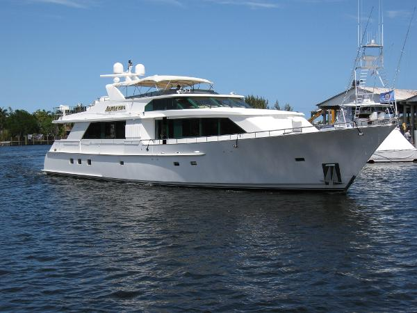 Nordlund 96' Nordlund Motor Yacht ALTISA VII 1/2