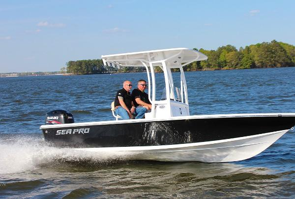 Sea Pro 208 Bay Manufacturer Provided Image