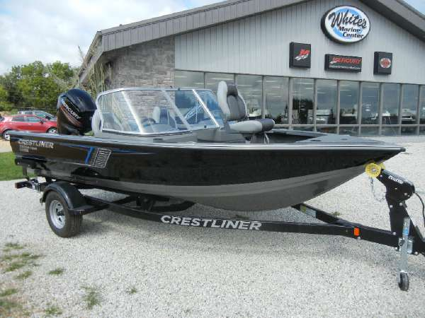 Crestliner 1750 Fish Hawk WT