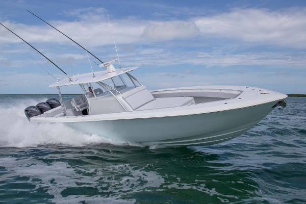 Contender 44 Fisharound Manufacturer Provided Image