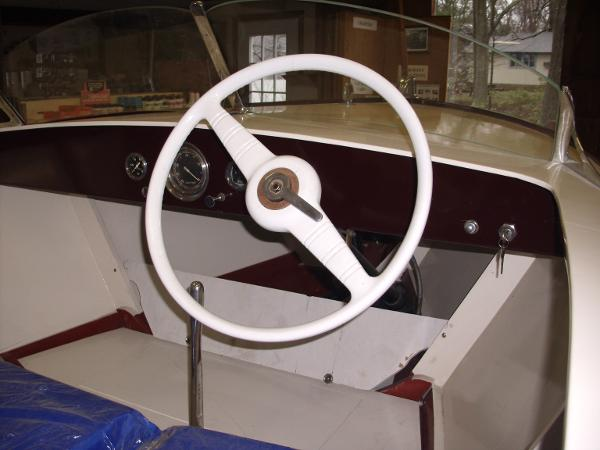Chris Craft Runabout Utility