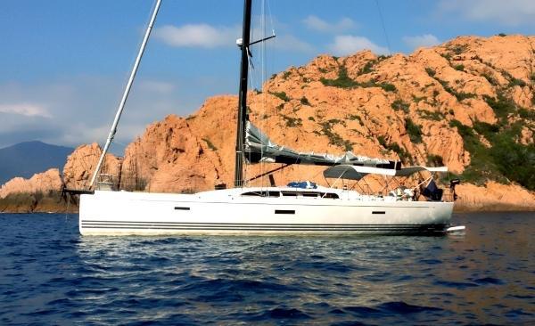 X - Yachts Xp 50 Xp 50 Challenge at Anchor