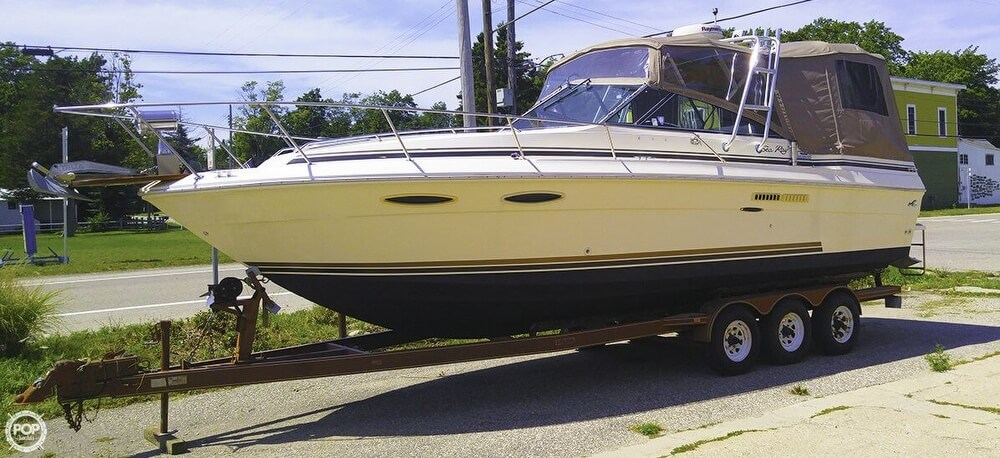 Sea Ray 270 Amberjack 1987 Sea Ray 270 Amberjack for sale in Arcadia, MI