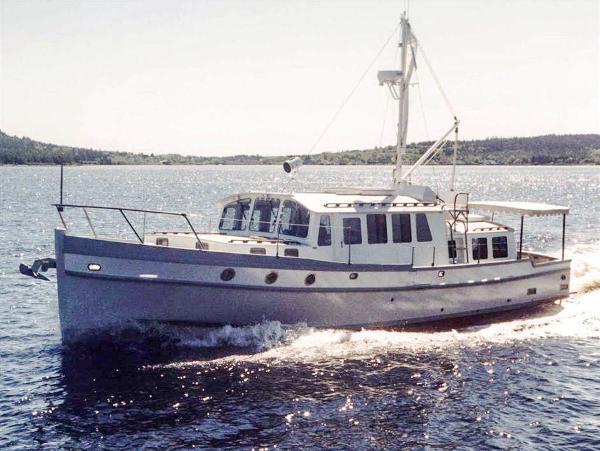 Covey Island Trawler