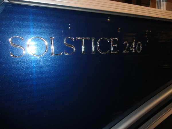 Harris Flotebote 240 Solstice