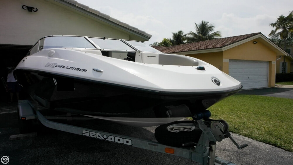Sea-Doo 180 Challenger Supercharged 2011 Sea-Doo 180 Challenger SE for sale in Miramar, FL