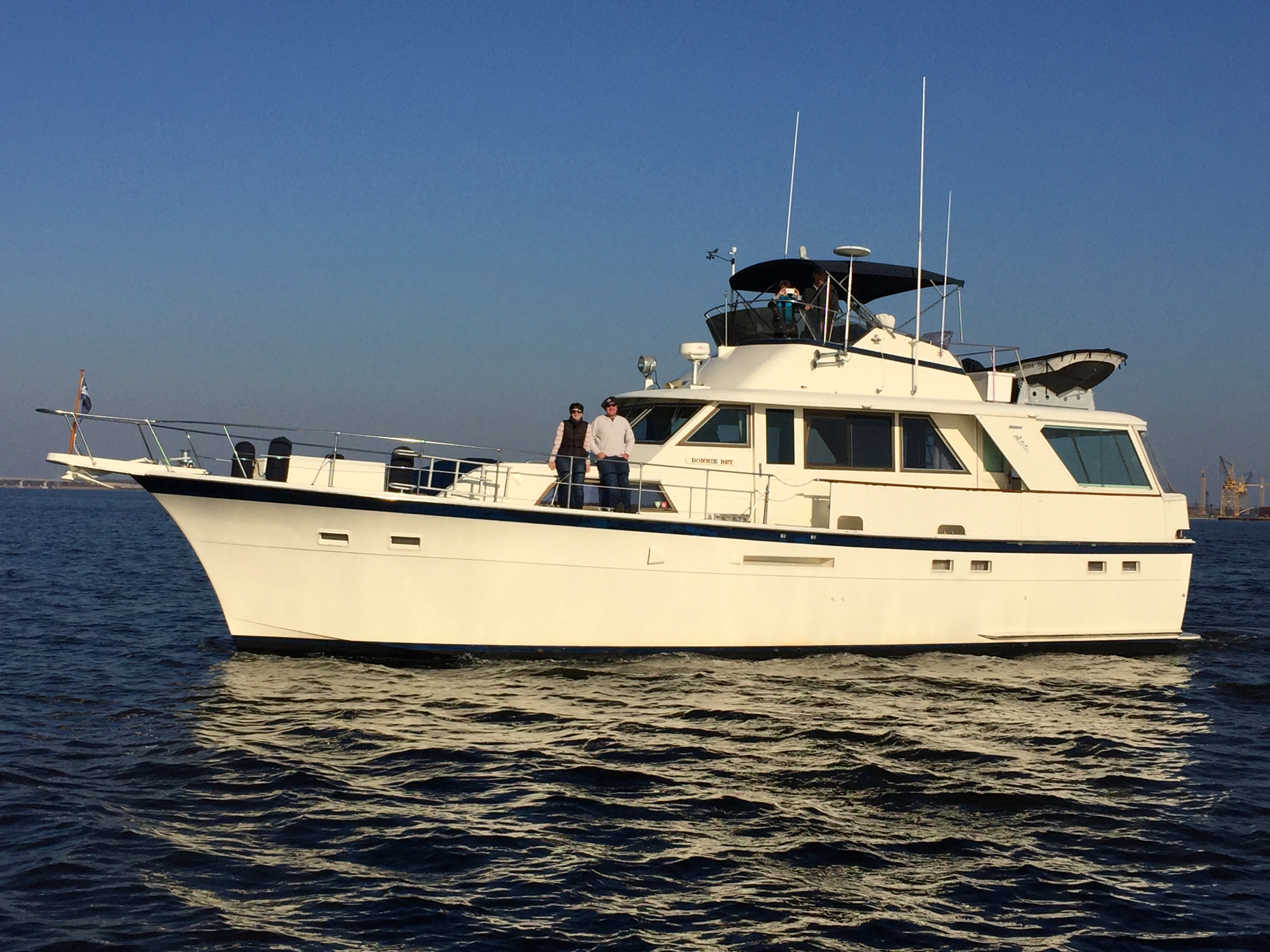 Hatteras 53 Classic