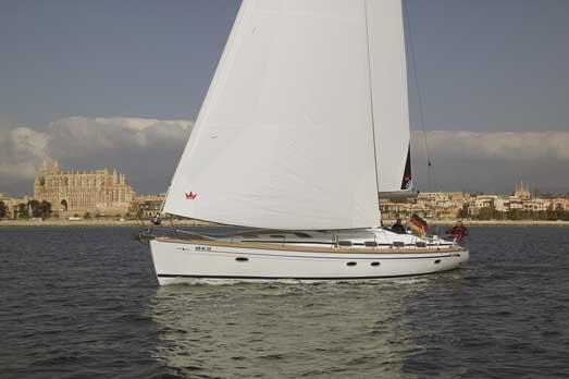Bavaria 50 Cruiser Manufacturer Provided Image: 50 Cruiser