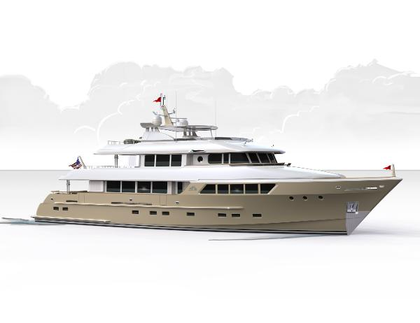 Outer Reef Yachts 115' Explorer Manufacturer Provided Image