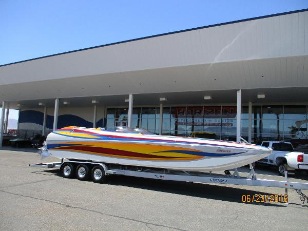 Daves Custom Boats F 32