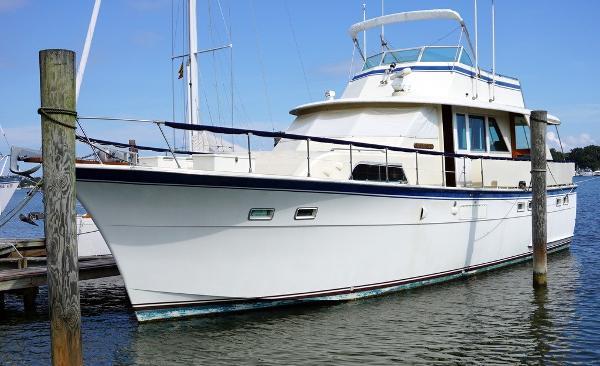 Hatteras 53 Classic Motor Yacht Hatteras 53 Classic Motor Yacht