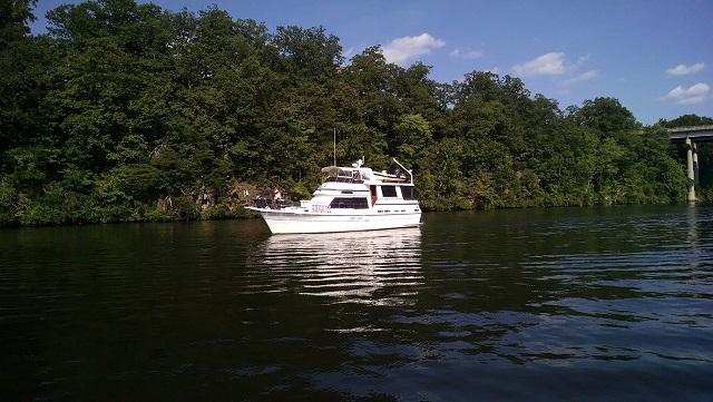 Gulfstar 49 Motoryacht