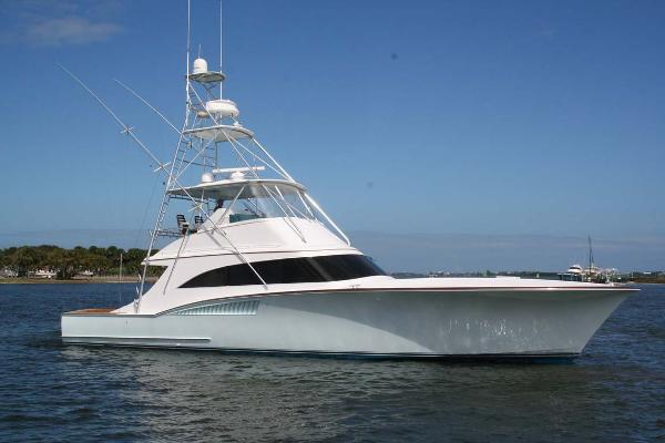 Titan 62 Custom Carolina Sportfish Profile
