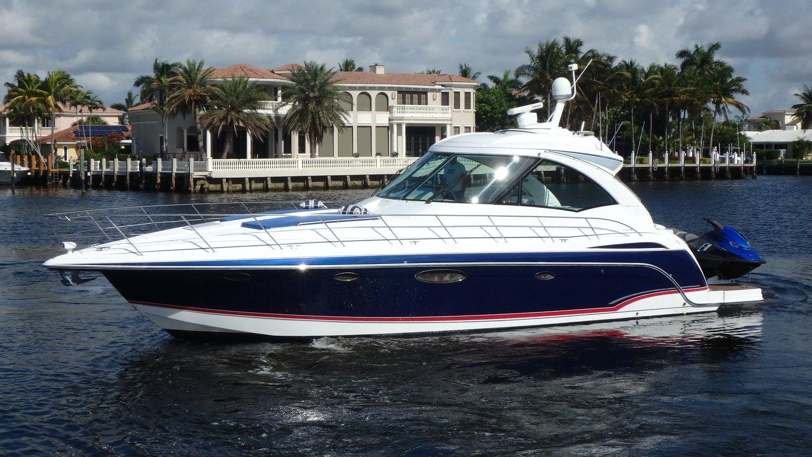 Formula Boats 45 YACHT
