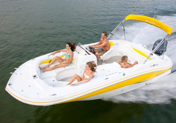 Hurricane SunDeck Sport 203 OB Manufacturer Provided Image