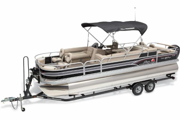 Sun Tracker Fishin' Barge 24 XP3 Manufacturer Provided Image