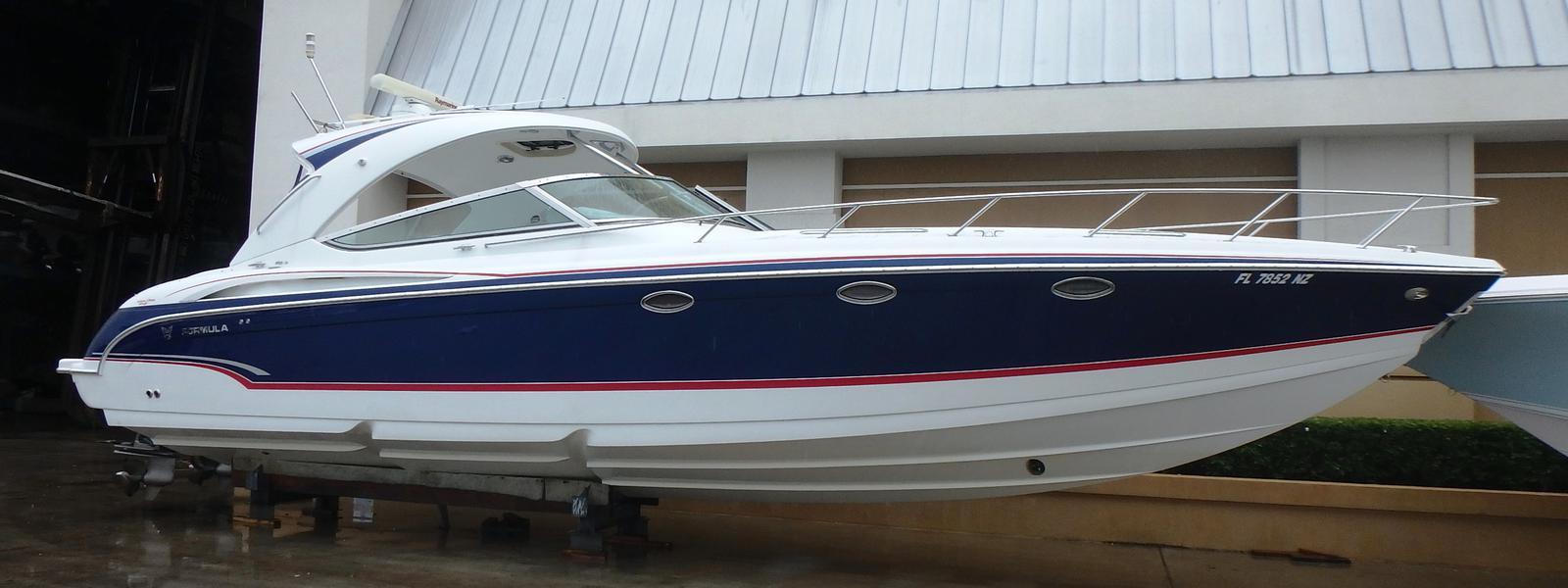 Formula Boats 400 SS