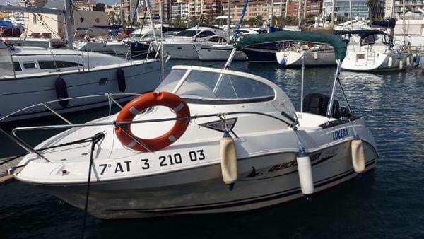 Quicksilver 5.40 Cruiser
