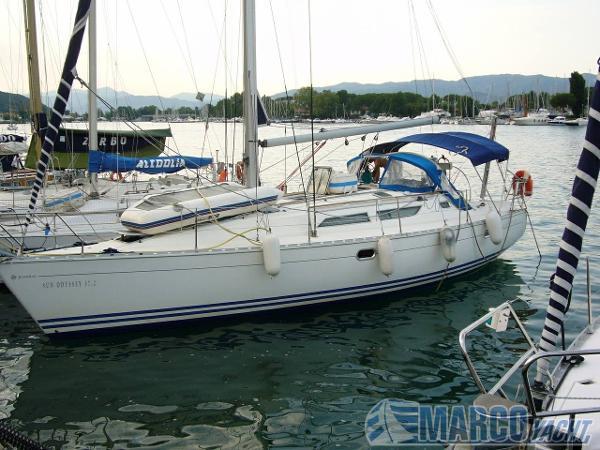 Jeanneau Sun Odyssey 37.2
