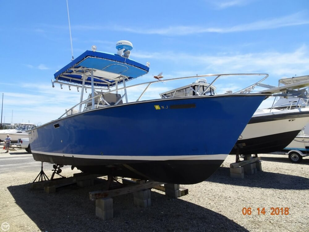 Pacemaker 26 Wahoo 1977 Pacemaker 26 Wahoo for sale in Little Egg Harbor Township, NJ