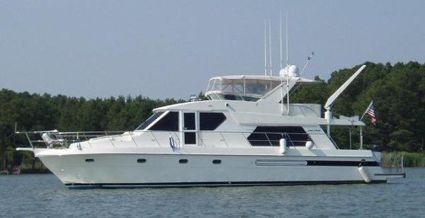 Grand Harbour 57' Pilothouse Motor Yacht, Grand Harbour 57