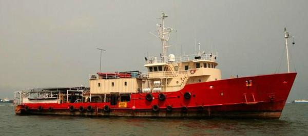 Custom 168' Offshore Support Accommodations Vessel