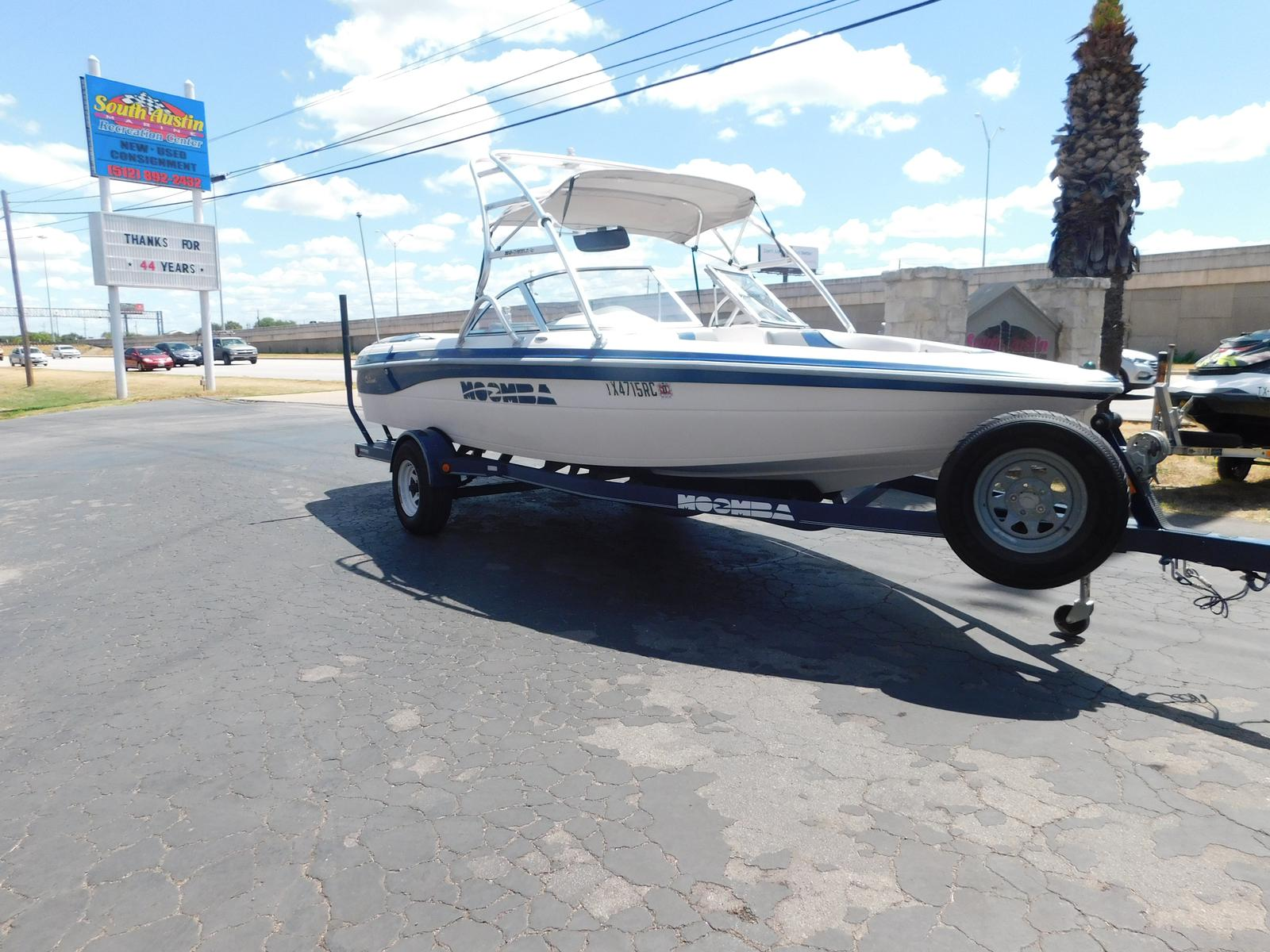 Moomba Outback LSV