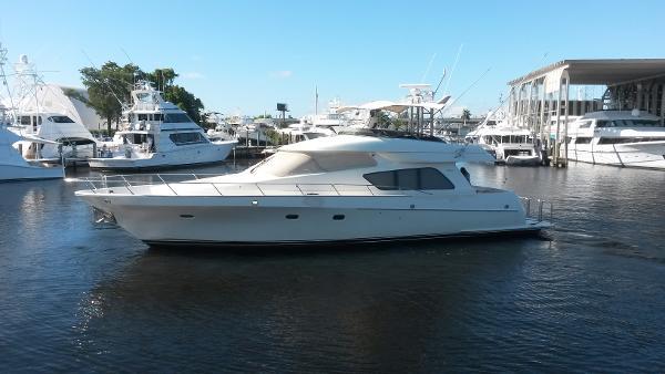 McKinna Pilothouse 58' McKinnna Motor Yacht SAFE PASSAGE