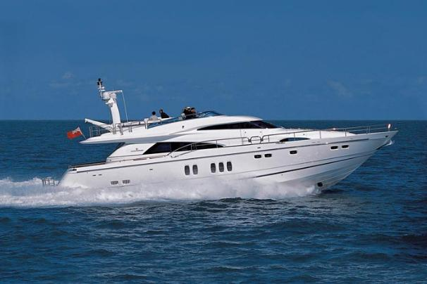 Fairline Squadron 74 Manufacturer Provided Image: Squadron 74
