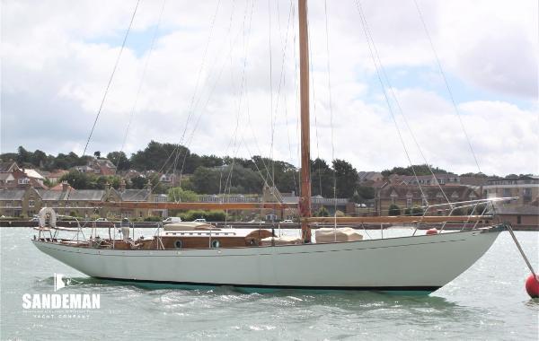 Rhodes Bermudan sloop