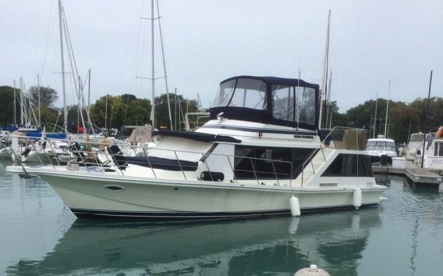 Bluewater Yachts 42' COASTAL