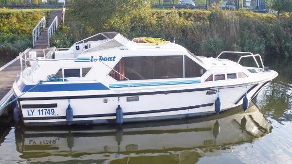 Le Boat Tamaris
