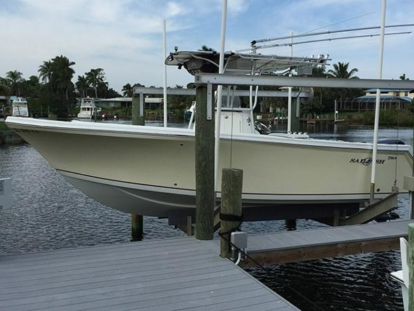 Sailfish 236 CC