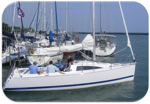 Catalina 275 Sport In Stock Option