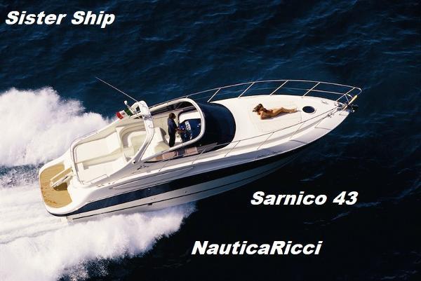 Cantieri di Sarnico 43 Open